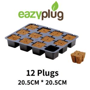 מצע הנבטה: 12 Eazy Plug