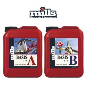 Mills A&B למצע קוקוס